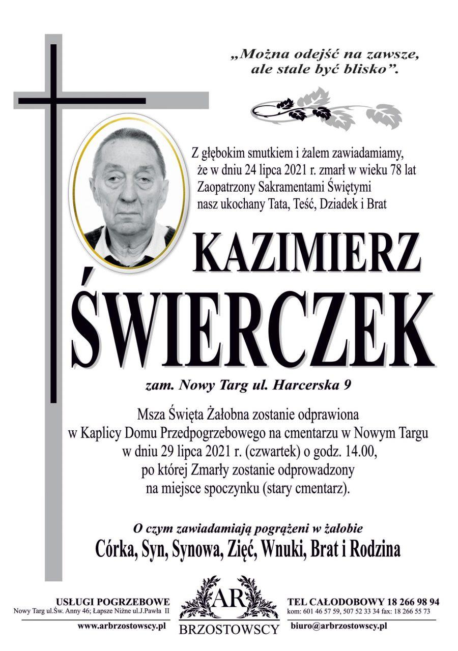 Kazimierz Świerczek