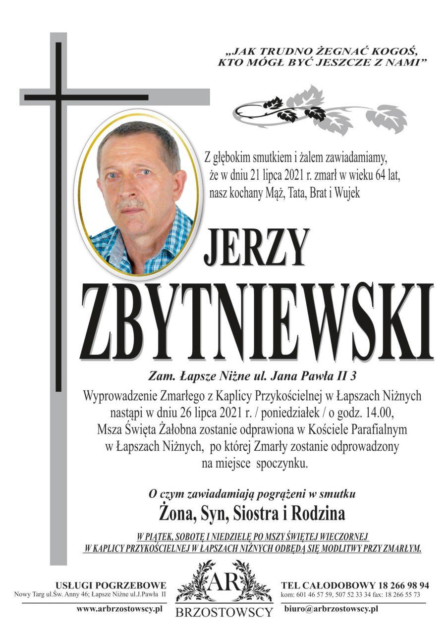 Jerzy Zbytniewski