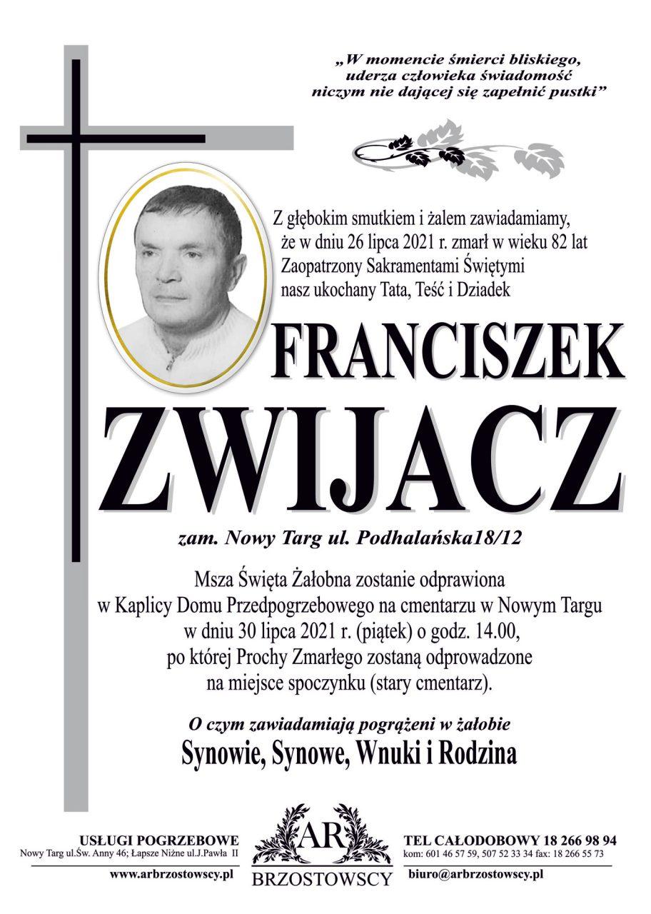 Franciszek Zwijacz