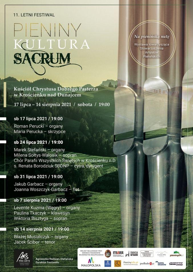 11. Letni Festiwal Pieniny-Kultura-Sacrum