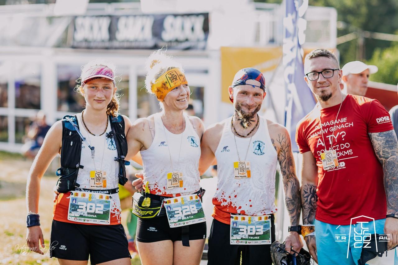 Turbacz Summer Trail - z blisko 400 zawodnikami! Podsumowanie biegowej imprezy