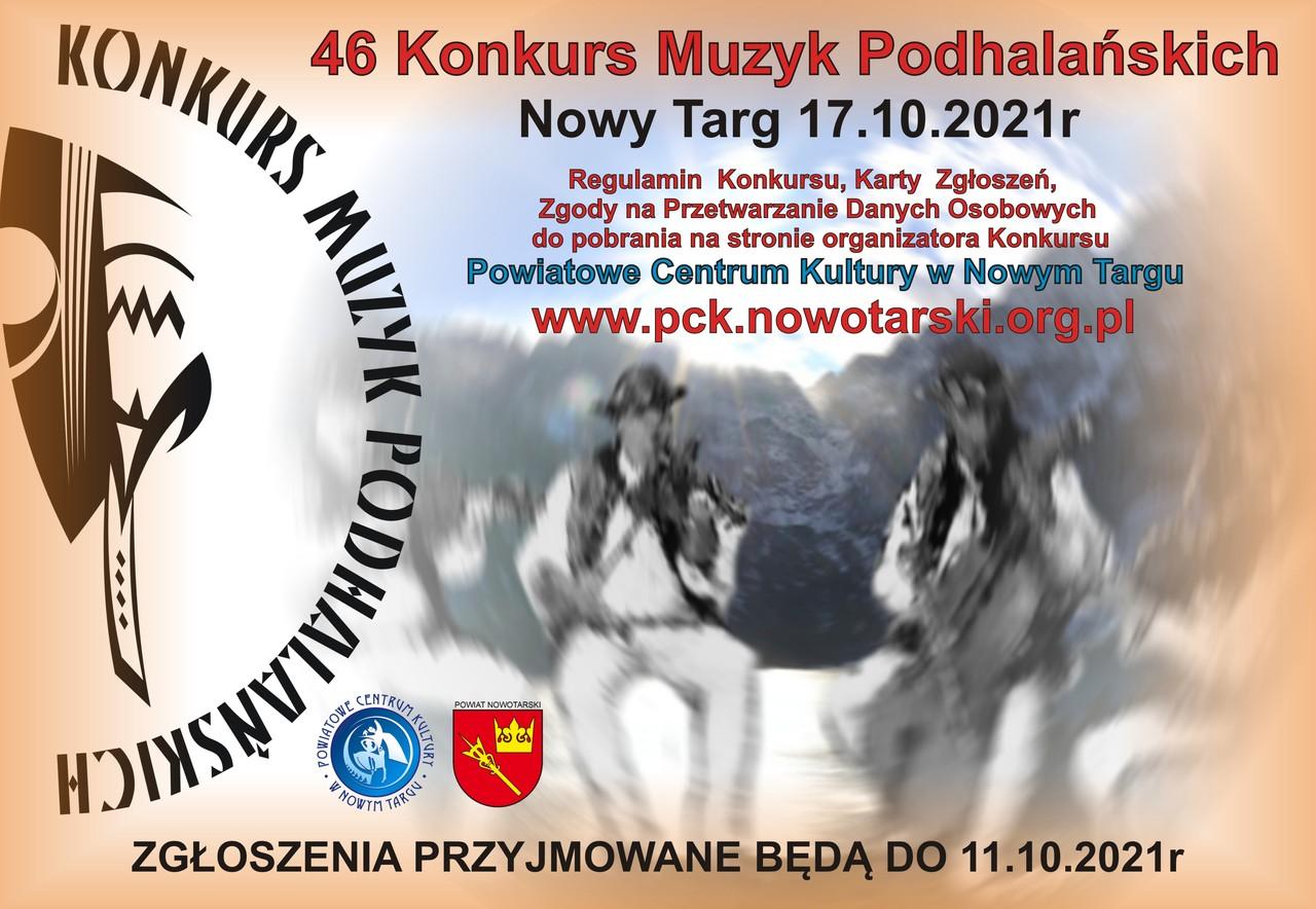 46. Konkurs Muzyk Podhalańskich