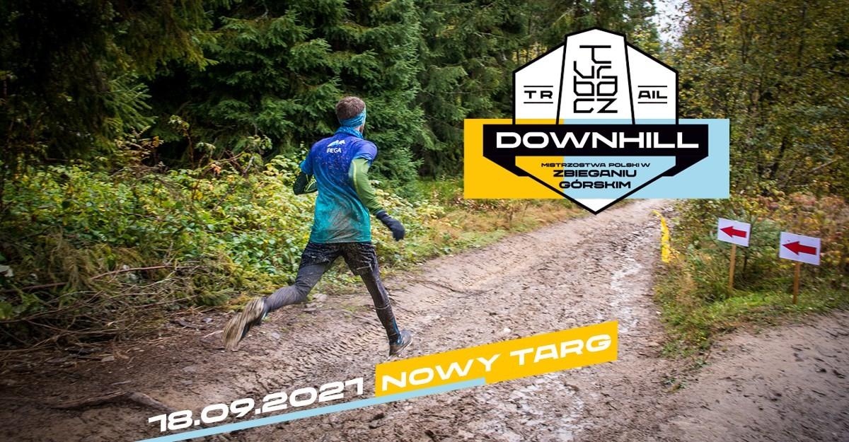 II Mistrzostwa Polski w zbieganiu górskim Turbacz Downhill