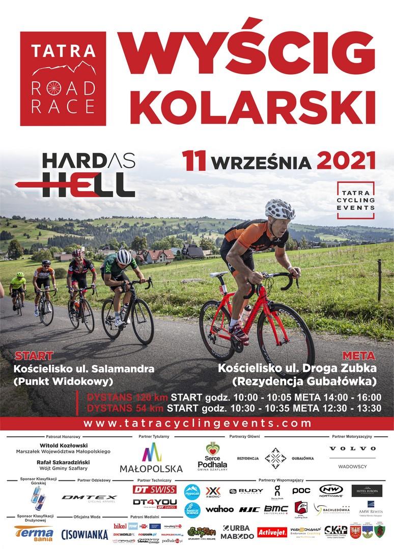 Wyścig kolarski Tatra Road Race