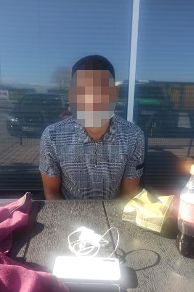 Tunezyjczyk zatrzymany w Chyżnem